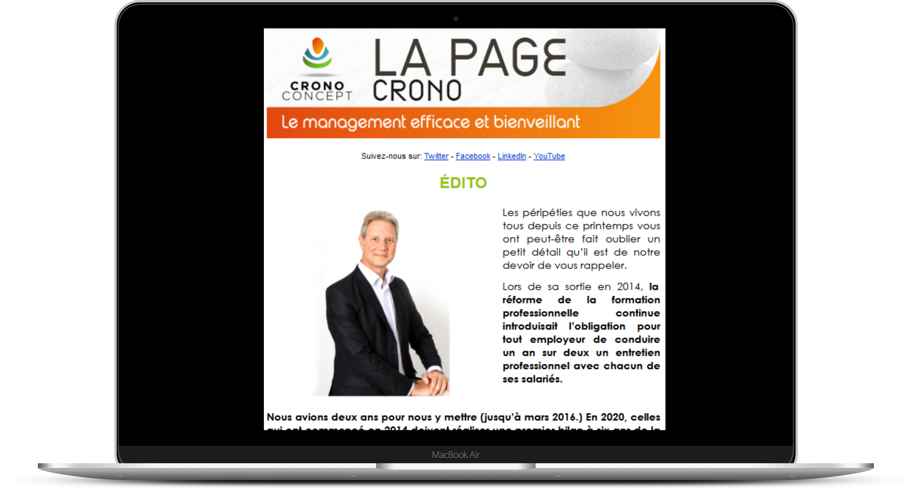 Page Crono